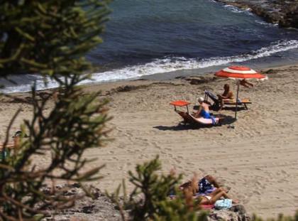 Adriatic – Beach at Monticelli