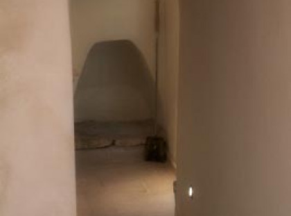 Passage from Trullo to Kitchen