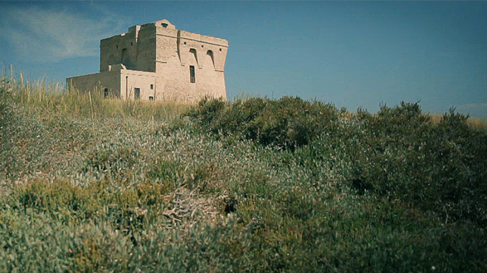 Torre Guaceto, near Brindisi, Puglia.